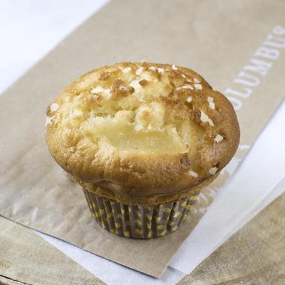 Muffin Poire Vanille