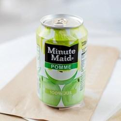 Image de Minute Maid Pomme 33CL